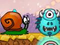 Ślimak Bob 4 w kosmosie (Snail Bob 4)