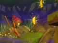 Gra plaformowa w dżungli