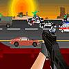 Strzelanie do samochodów