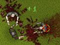 Walcz z zombie