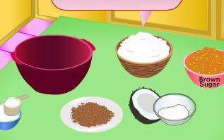 Gotowanie ciasteczka