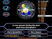 Simpsons gra w milonerów