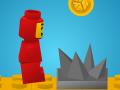 Gra platformowa z lego
