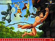 Tarzan władca małp