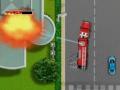 Amerykański samochód strażacki