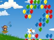 Strzelanie w balony gra