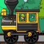 Jeżdżenie pociągiem