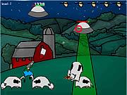 Pilnowanie krów  gry