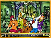 Ukryte obiekty Scooby Doo