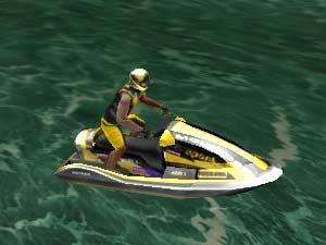 Wyścigi skuterów wodnych