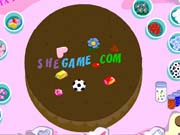 dekorowanie tortu