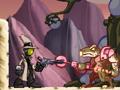 Gra platformowa z levelami