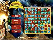 układanie diamentów gra ( układanka online)