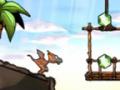 Gra platformowa ze smokiem