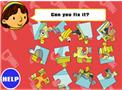 Bob Budowniczy puzzle