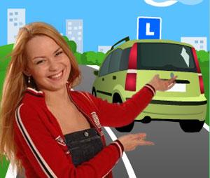 Kurs prawa jazdy  online ( symulator samochodu )
