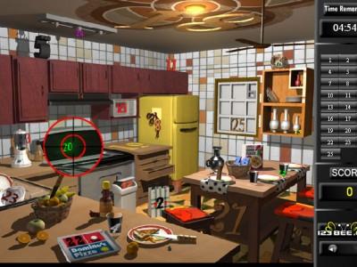 Ukryte Liczby w kuchni