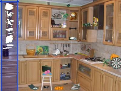 Ukryte przedmioty w kuchni