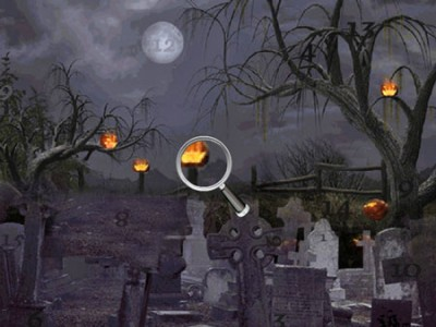 Ukryte liczby na cmentarzu