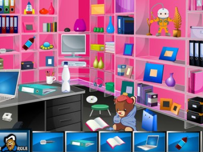 Ukryte obiekty  biuro