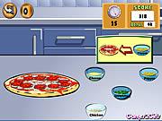 Robienie Pizzy