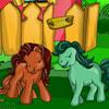 Kolorowanka kucyk Pony