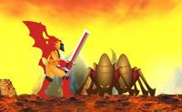 Walcz z potworami