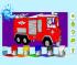 SAtrażak Sam - Samochód strażacki