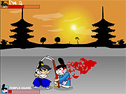 Walka samurajów Gra