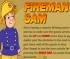 Strażak  Sam jedzie do pożaru