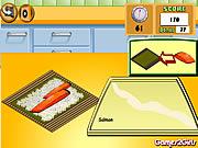 Gotowanie Sushi