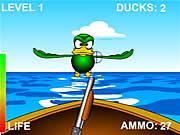 Strzelanie do kaczek