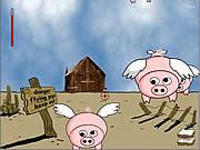 Latajace swinki